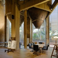 converted cement factory Ricardo Bofill