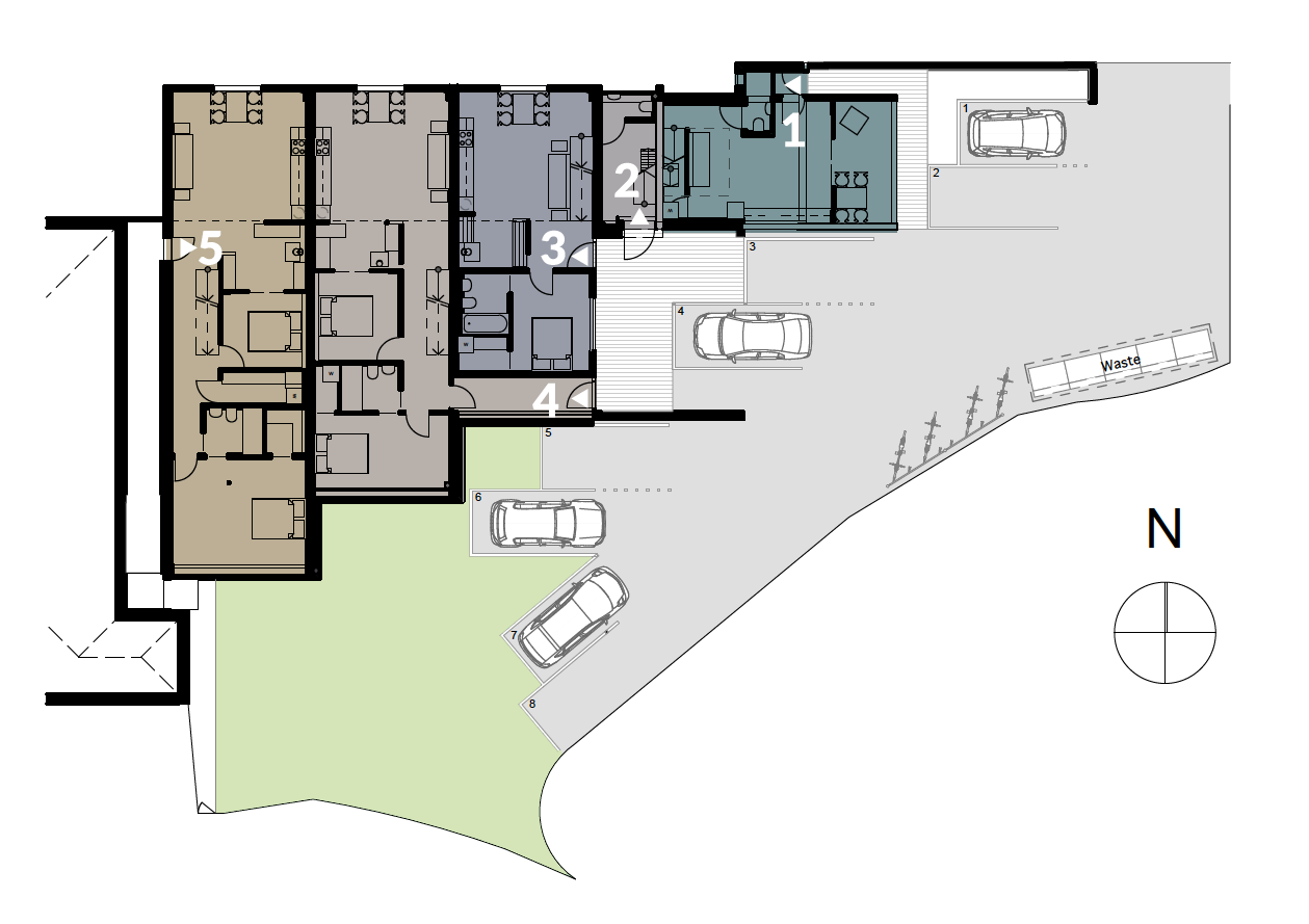 Boilerhouse Site Plan