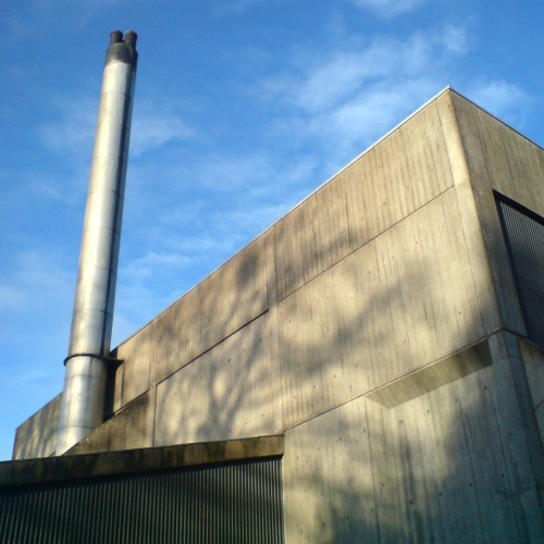 Boilerhouse chimney