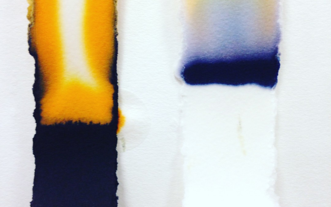 Felicity Bristow The Art of Chromatography workshop February 2016