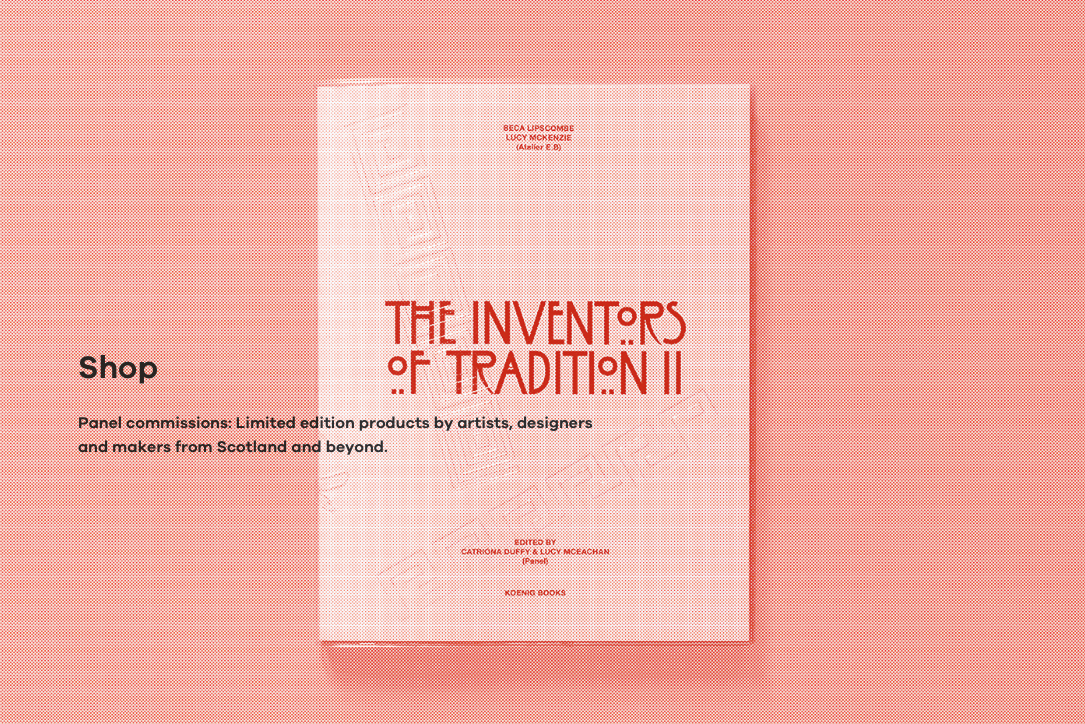 Inventors of Tradition II edited Catriona Duffy and Lucy McEachan
